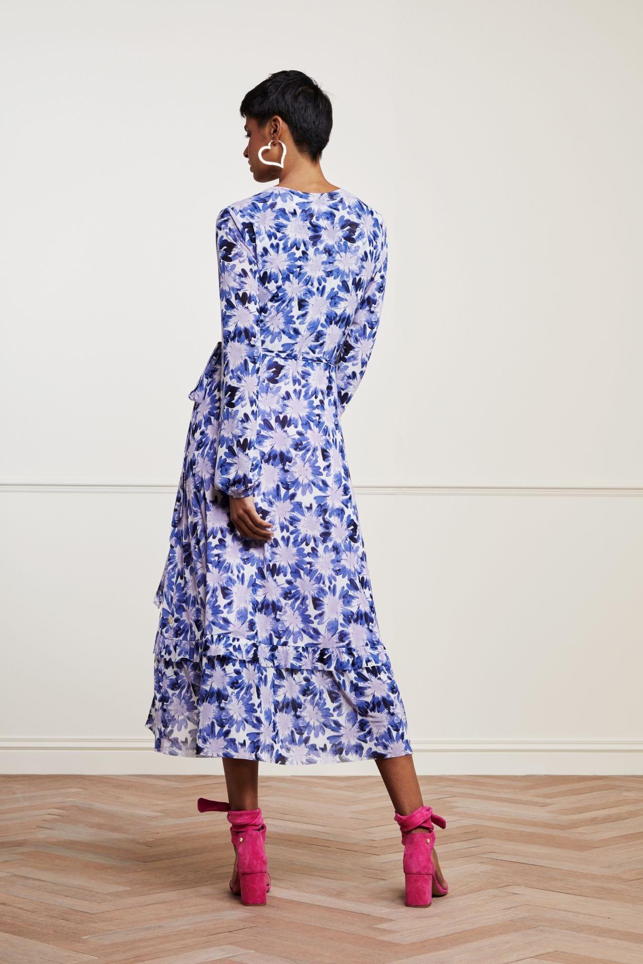 Fabienne Chapot NATASJA FRILL DRESS - Freizeitkleid